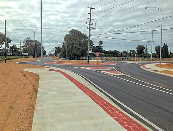 Photo of Intersection - Geraldton WA